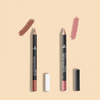 Crayon contour des lèvres Certifié bio