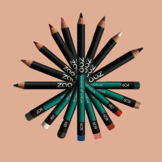 Crayons à lèvres & sourcils