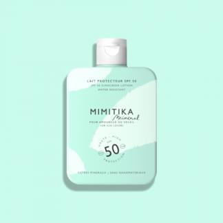 Lait Protecteur Minéral Spf50 Mimitika