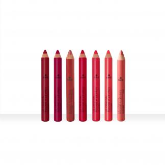 Crayon rouge à lèvres Certifié Bio