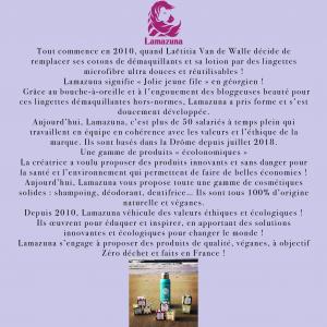 Page Marque Lamazuna