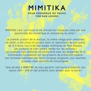 Page marque Mimitika