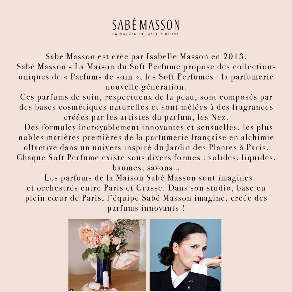 Page marque Sabemasson